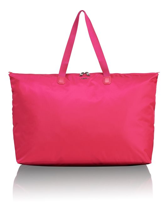 Just In Case® Tote in Magenta