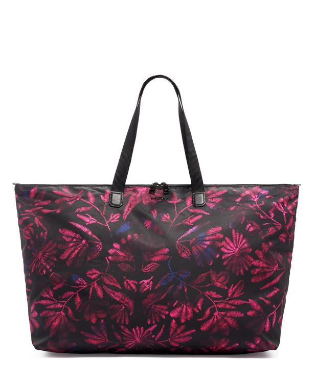 Just In Case® Tote in Floral Tapestry