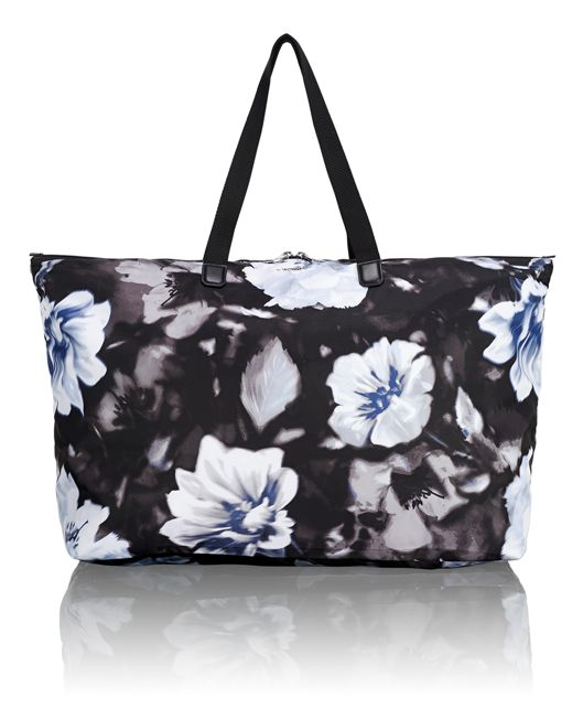 Just In Case® Tote in Photo Floral