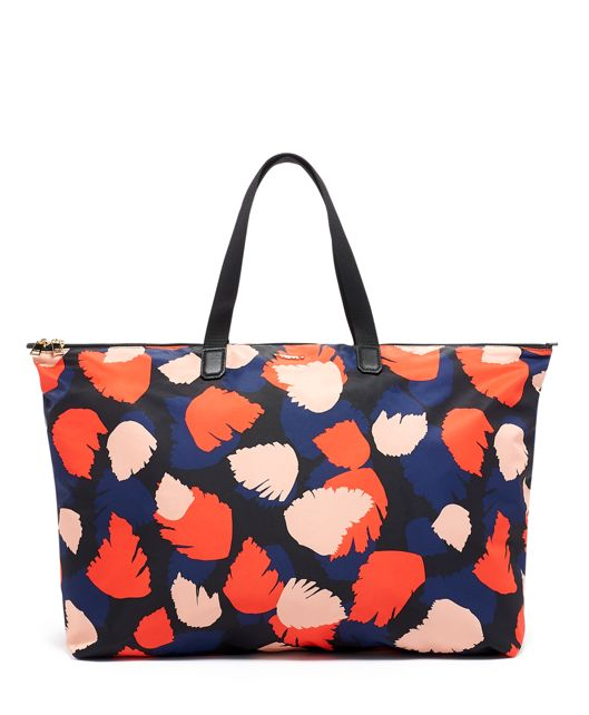 Just In Case® Tote in Congo Multi Print