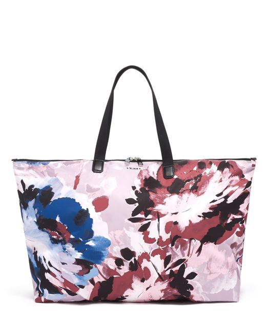 Blush  Floral Just In Case® Tote