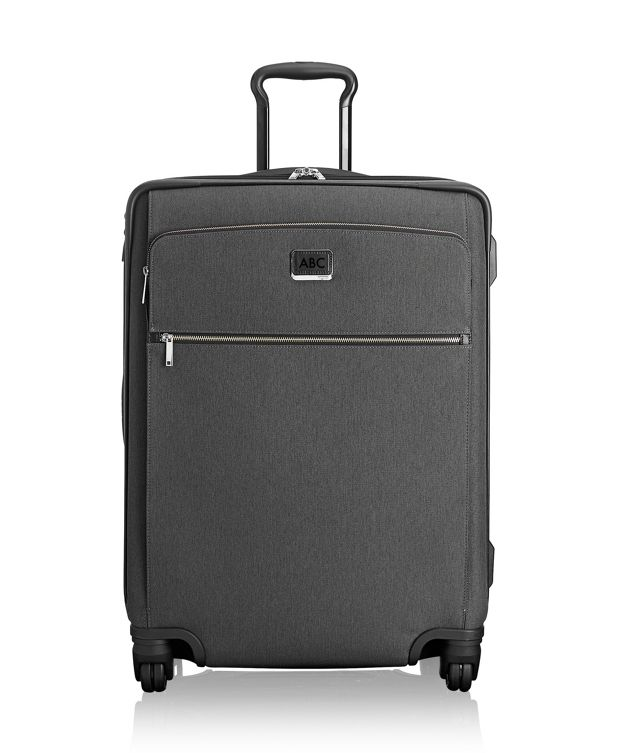 Jess Short Trip 4 Wheeled Packing Case in Anthracite/Black