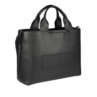 SATYA SATCHEL Black - medium | Tumi Thailand
