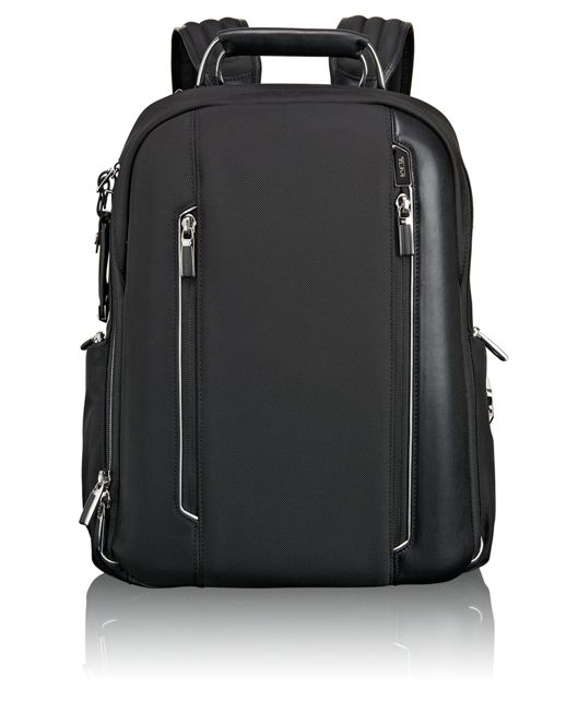 Logan Backpack in Black