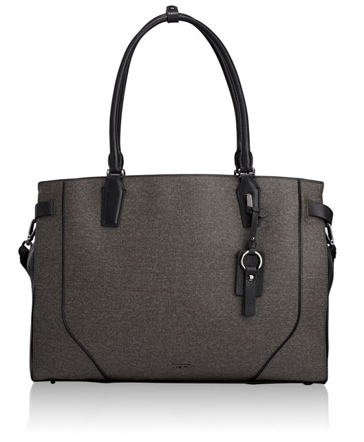 Rosalind Tote in Earl Grey
