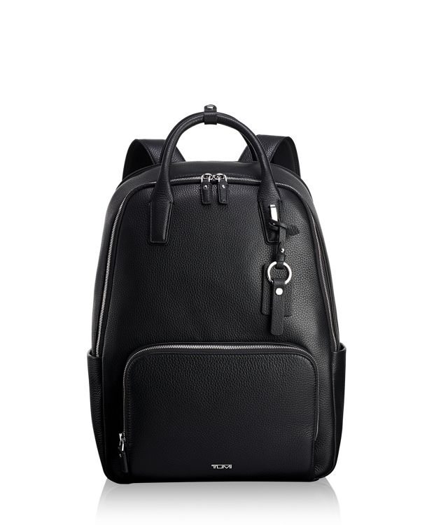 Indra Backpack in Black