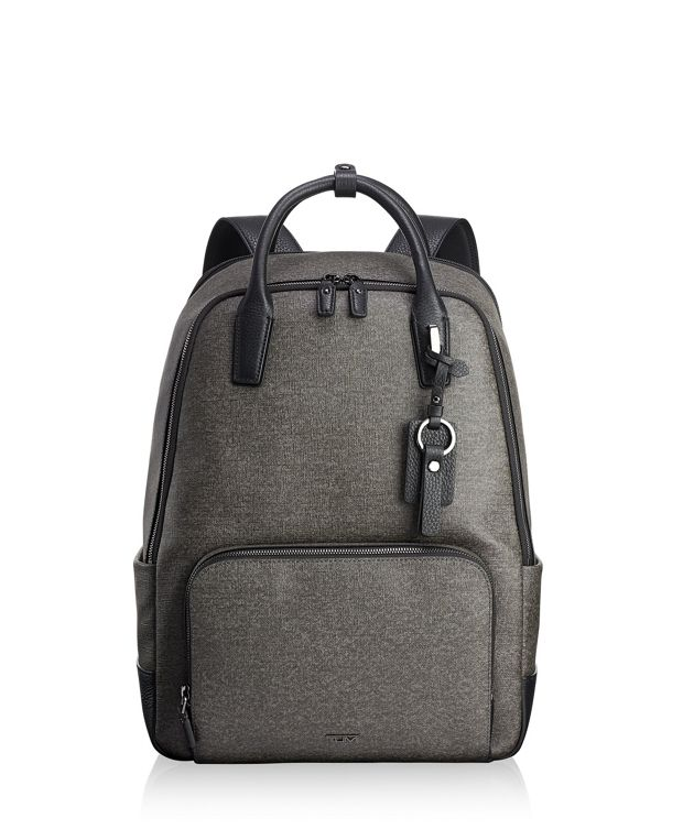 Indra Backpack in Earl Grey
