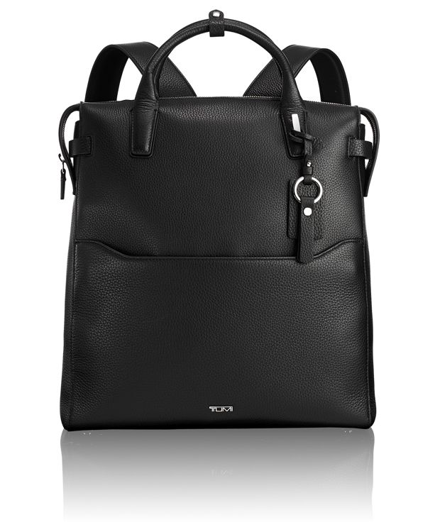 Safra Backpack in Black
