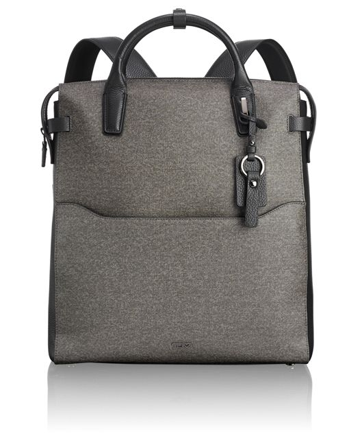 Safra Backpack in Earl Grey