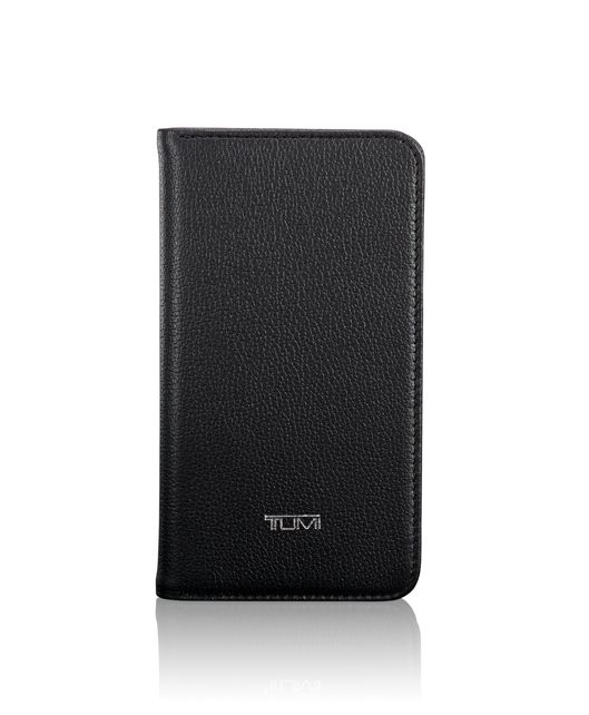 Wallet Folio iPhone XR in Black