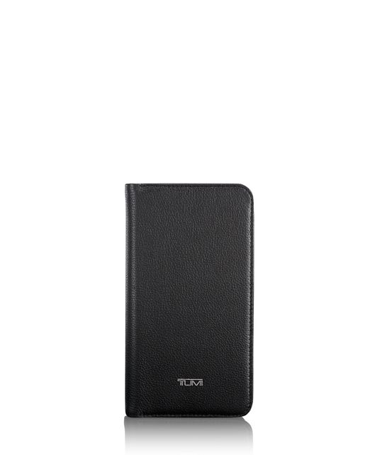 Wallet Folio iPhone XS Max in Black