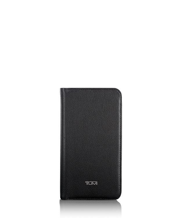 Wallet Folio iPhone XS Max in Black
