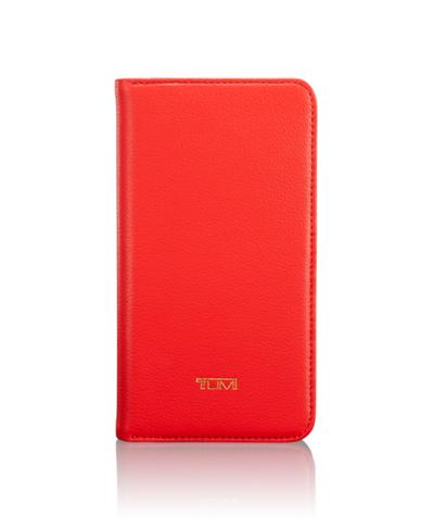timeless design fb87f e2be4 Wallet Folio iPhone XS/X - Mobile Accessory - Tumi United States - Ember
