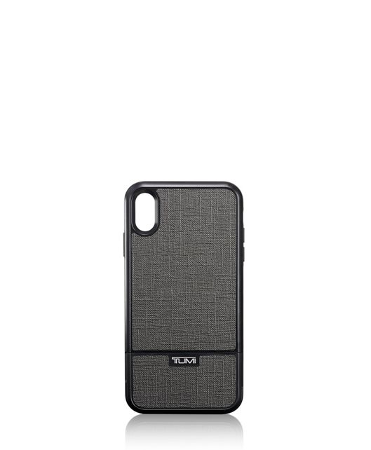 Kickstand Case iPhone XS Max in Pewter