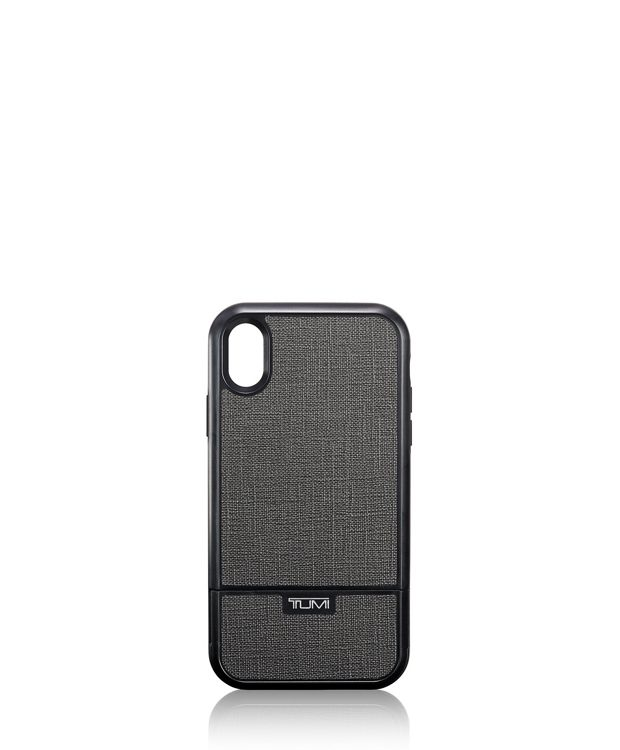 Kickstand Case iPhone XS/X in Pewter
