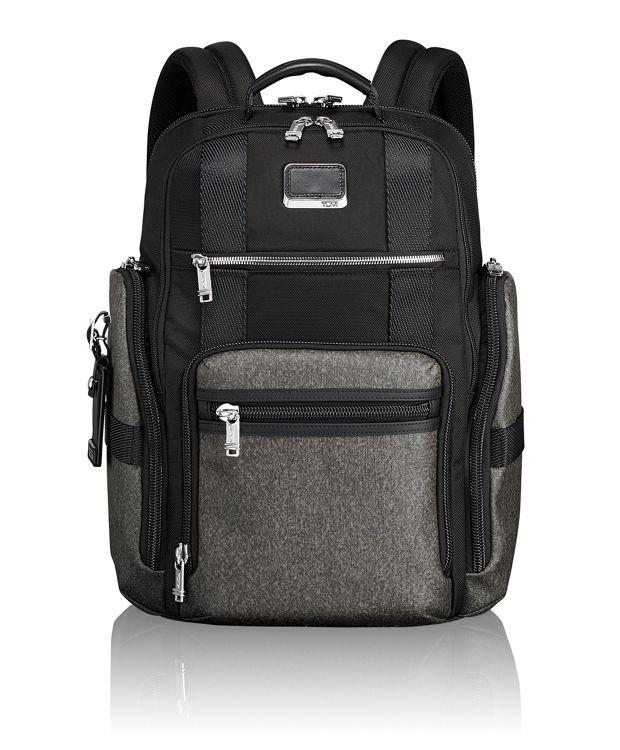 Sheppard Deluxe Brief Pack® in Earl Grey/Black