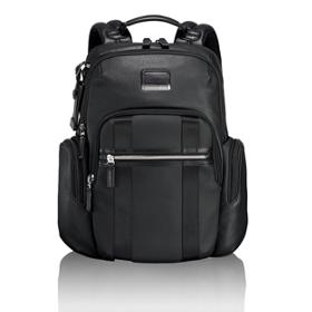 Nellis Backpack Leather In Matte Black