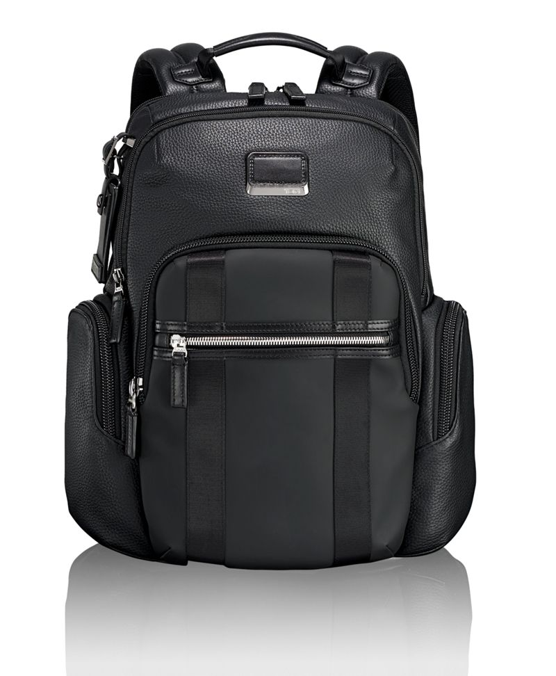 Nellis Backpack Leather