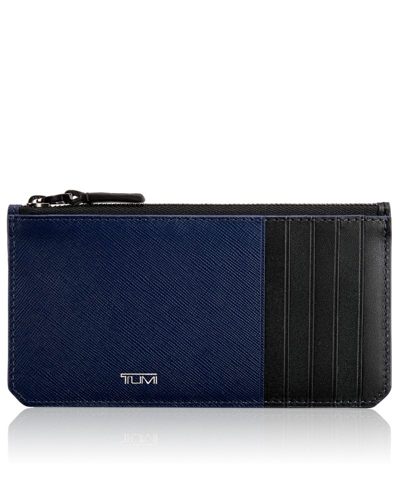 Long Zip Card Case - Mason - Tumi United States