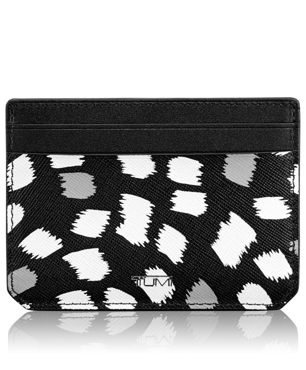 Slim Card Case ID in Fukuro Print