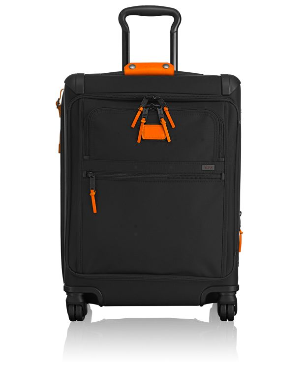 Continental Expandable 4 Wheeled Front Lid Carry-On in Sunrise