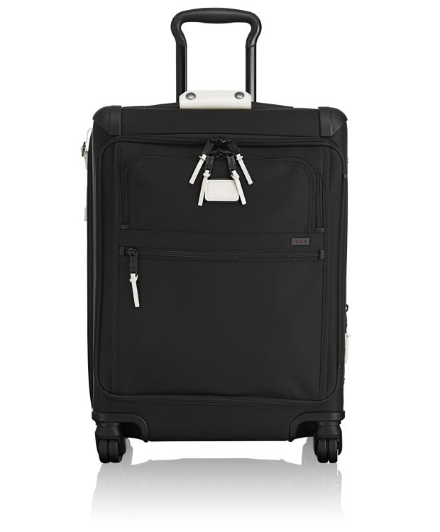 Continental Expandable 4 Wheeled Front Lid Carry-On in Camo Floral