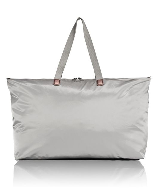 Just In Case® Tote in Silver