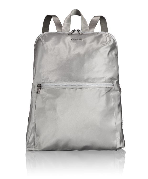 Just In Case® Backpack in Silver