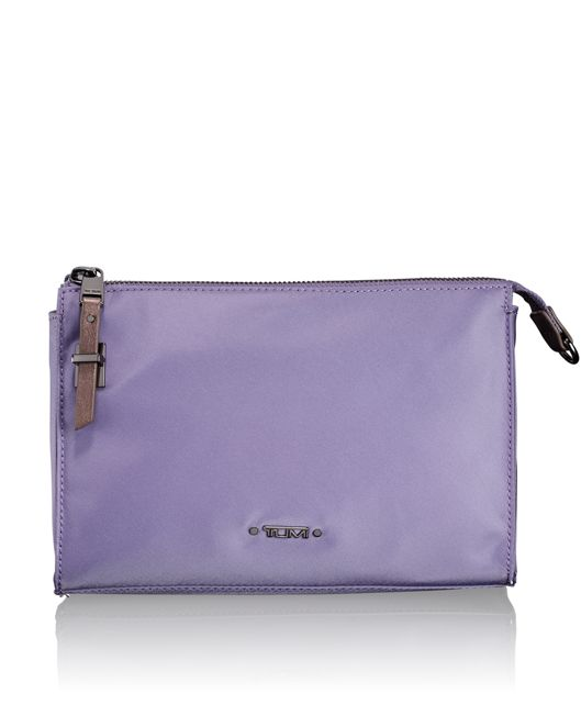 Basel Small Triangle Pouch in Dusk