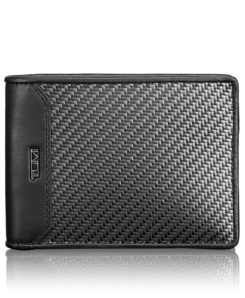 Carbon Fiber Double Billfold