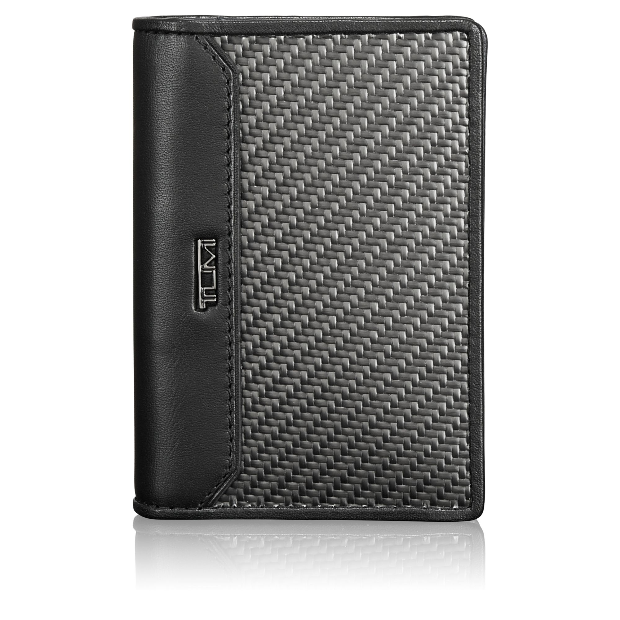 Carbon fiber gusseted card case cfx tumi united states carbon fiber gusseted card case in carbon magicingreecefo Gallery