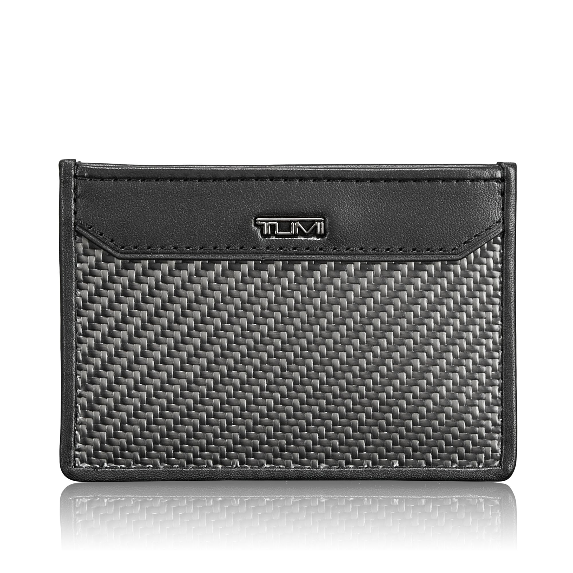 Carbon Fiber Slim Card Case - CFX - Tumi United States