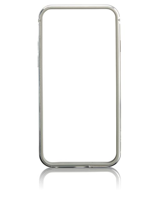 TUMI Frame Case for iPhone 6 and 6S in Silver