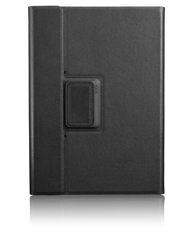 TUMI Rotating Folio Case for iPad mini 4 in Black