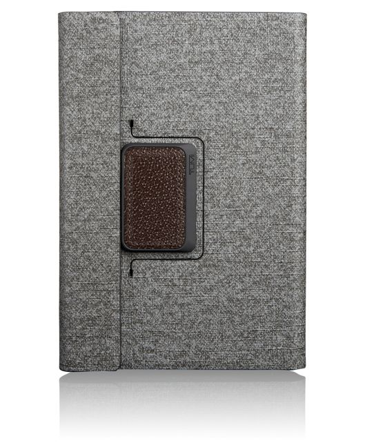 TUMI Rotating Folio Case for iPad mini 4 in Earl Grey