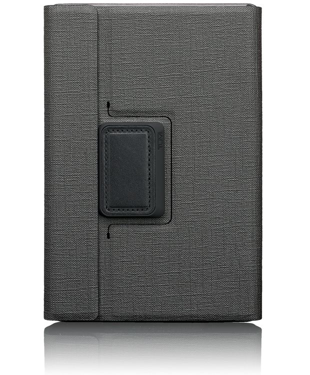 TUMI Rotating Folio Case for iPad mini in Grey