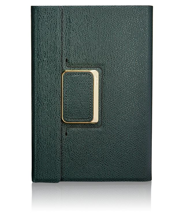 TUMI Rotating Folio Case for iPad mini 4 in Pine