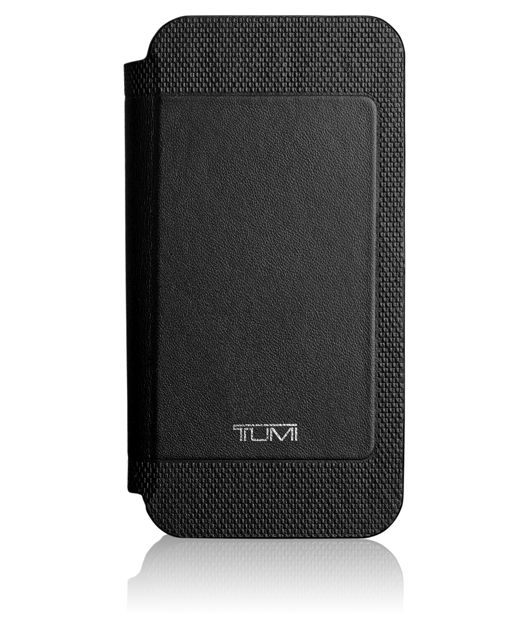TUMI Folio Snap Case for iPhone 7 in Black
