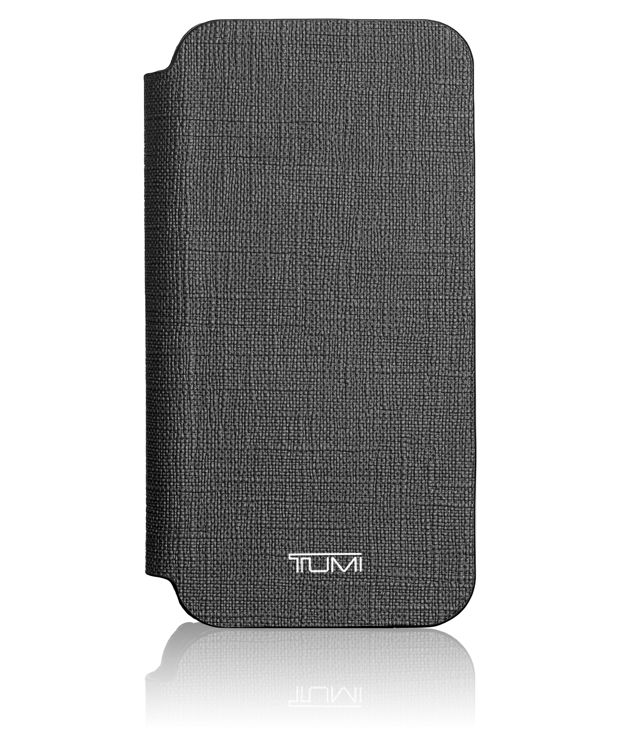 TUMI Folio Snap Case for iPhone 7 in Grey