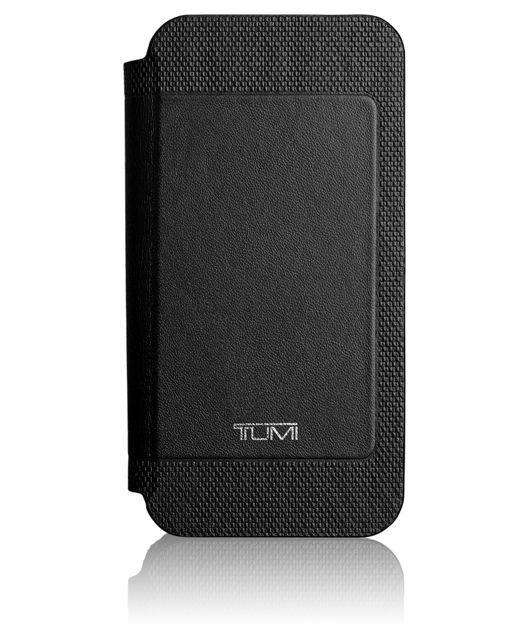 TUMI Folio Snap Case for iPhone 7 Plus in Black