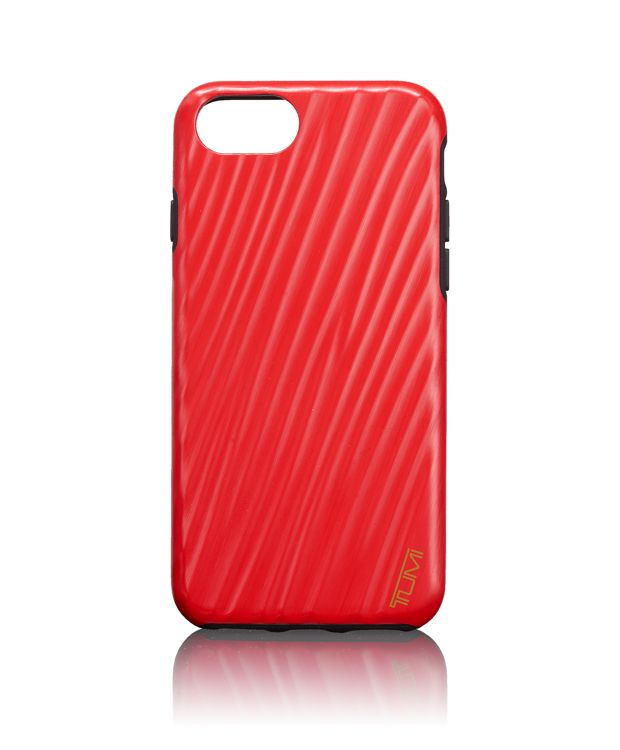 19 Degree Case for iPhone 7 in Red