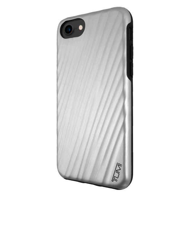 19 Degree Case for iPhone 7 in Silver