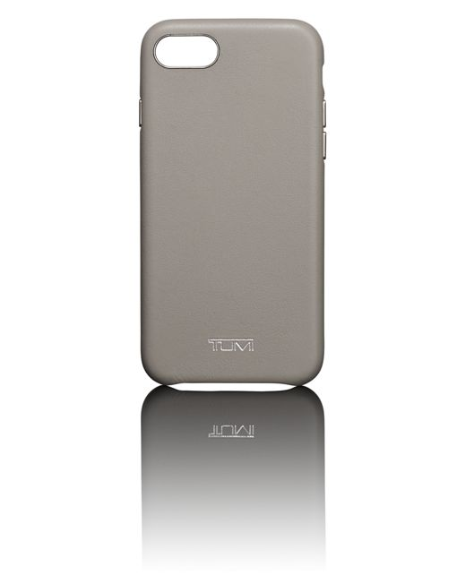 Leather Wrap Case iPhone 8 in Grey