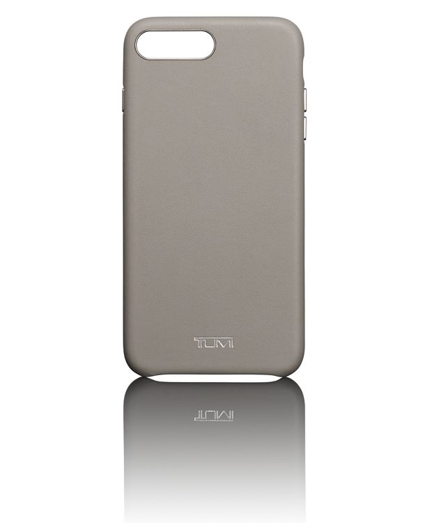 Leather Wrap Case iPhone 8 Plus in Grey
