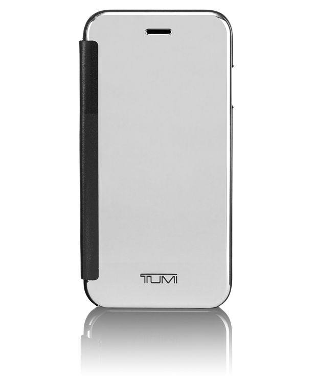 Privacy Folio for iPhone 8 in Silver/Black