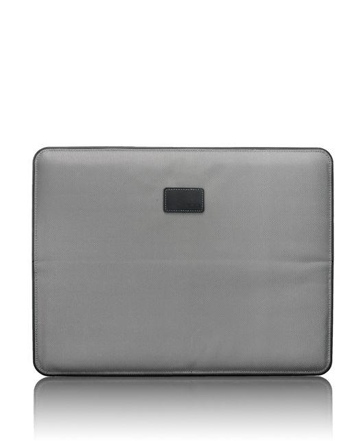 "13"" Slim Solutions Laptop Cover in Grey/Black"