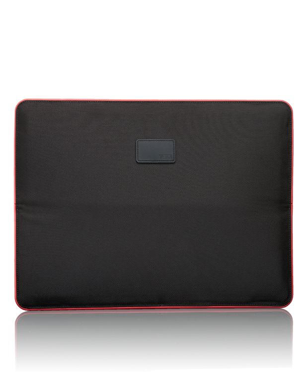 """15"""" Slim Solutions Laptop Cover in Black/Red"""