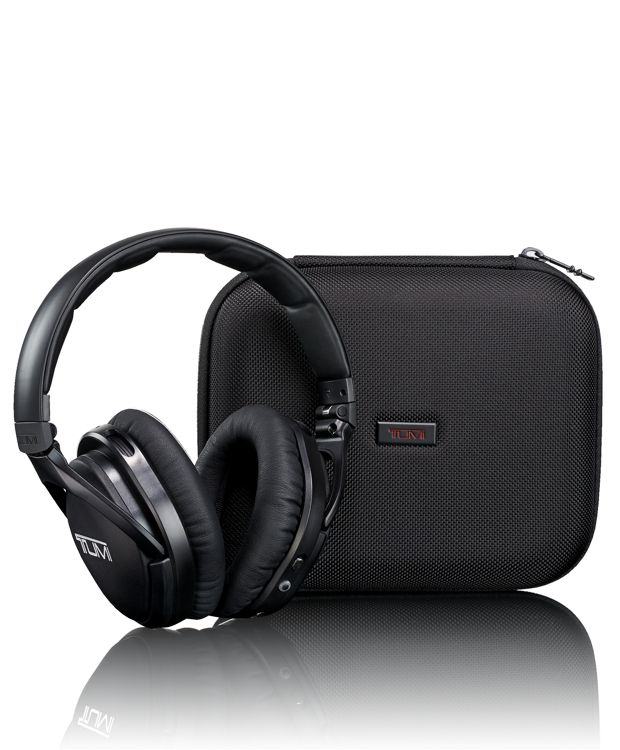 Wireless Noise Cancelling Headphones in Black