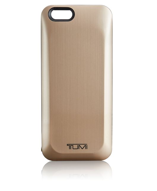 3,000 mAh Battery Case for iPhone 6 and 6S in Gold