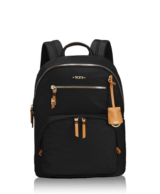Hagen Backpack in Black